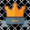 The Winner Crown Badge Icon