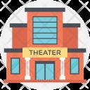 Cinema Theater Lecture Icon