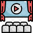 Cinema Player Movie Icon