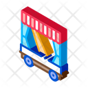 Mobile Puppet Theater Icon
