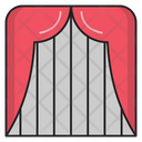 Theater Cinema Stage Icon