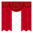 Theater Stage Cinema Icon