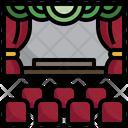Theater Drama Entertainment Icon