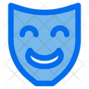 Theater Mask Anonym Icon