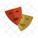 Theater Mask Icon