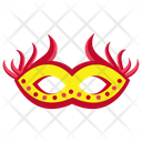 Theater Mask Costume Mask Party Mask Icon