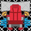 Seat Cinema Furniture Icon