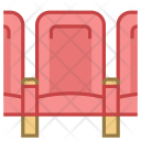 Theater seats Icon