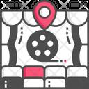 Theatre Location Icon