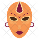 Theatre Mask Carnival Mask Mask Icon