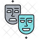 Theatre Mask Icon