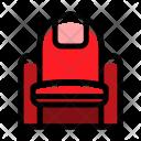 Theatre Seat Sofa Icon