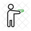 Holding Theft Pistol Icon