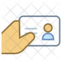 Theft Identity Icon