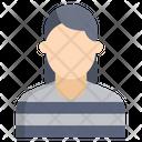 Theft Woman Icon