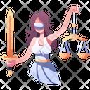 Themis Justice Law Icon
