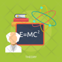 Theory Doctor Blackboard Icon