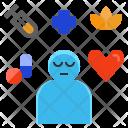 Therapeutic Curative Healing Icon