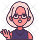 Doctor Avatar Female Icon