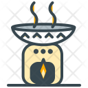 Aroma Therapy Hot Icon