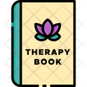 Therapy Book Icon
