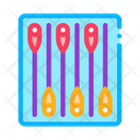 Medicine Therapy Needles Icon