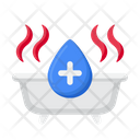 Thermal Bath Icon