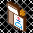 Thermal Food Box Icon