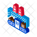 Thermal Power Plant Icon