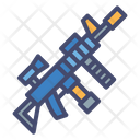 Thermal Scope Assault Rifle Rifle Gun Icon