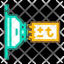 Thermal Sensor Icon