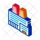 Thermal Station Plants Icon