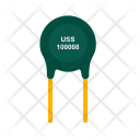 Thermistor Circuit Icon