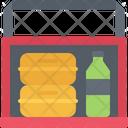 Thermo Bag Bottle Icon