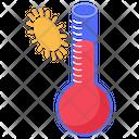 Thermometer Oral Thermometer Clinical Thermometer Icon