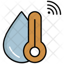 Thermometer Internet Of Things Iot Icon