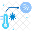 Thermometer Weather Forecast Icon