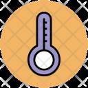 Thermometer Temperature Wall Icon
