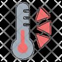 Thermometer Temperatur Measure Icon