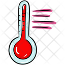 Thermometer Temperature Device Fever Temperature Icon
