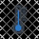 Thermometer Temperature Medical Icon