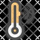 Thermometer Temperature Thermostat Icon