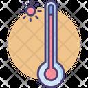 Thermometer High Temperature Temperature Icon