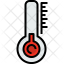 Thermometer Weather Climat Icon