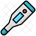 Thermometer Medical Virus Icon