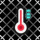 Temperature Fahrenheit Celcius Icon