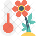 Thermometer Ecology Nature Icon