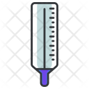 Thermometer Temperature Measurement Icon