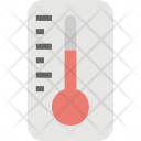 Weather Thermometer Outdoor Icon