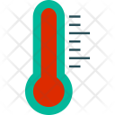 Thermometer Cold Hot Icon